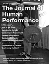 The Journal Of Human Performance- Vol 1