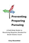 Preventing Preparing Pursuing