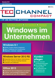 MICROSOFT IM UNTERNEHMEN - WINDOWS 8.1, WINDOWS SERVER 2012 R2, OFFICE 365 / 2013
