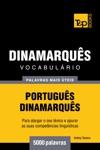 Vocabulrio Portugus-Dinamarqus 5000 Palavras Mais Teis