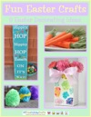 Fun Easter Crafts 9 Easter Decorating Ideas