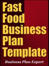 Fast Food Business Plan Template Including 6 Free Bonuses