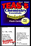 TEAS V Test Prep Chemistry Essentials --Exambusters Flash Cards--Workbook 4 Of 5
