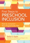 First Steps To Preschool Inclusion