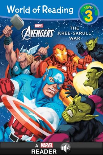 World of Reading The Avengers The Kree-Skrull War