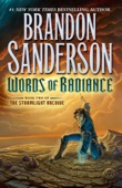 Words of Radiance - Brandon Sanderson Cover Art