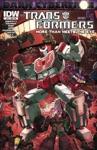 Transformers More Than Meets The Eye 24 - Dark Cybertron Pt 4