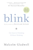 Blink - Malcolm Gladwell Cover Art