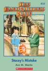 The Baby-Sitters Club 18 Staceys Mistake
