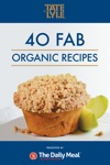 40 Fab Organic Recipes Sponsored By Tate  Lyle