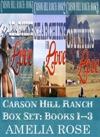 Carson Hill Ranch Box Set Books 1 - 3