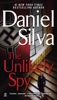 Daniel Silva - The Unlikely Spy  artwork
