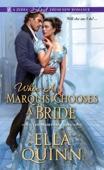 Ella Quinn - When a Marquis Chooses a Bride  artwork