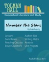 Number The Stars By Lois Lowry A Homeschool Literature Unit Study