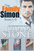 Juliana Stone - The Family Simon Boxed Set (Books 1-3)  artwork
