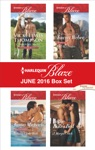 Harlequin Blaze June 2016 Box Set