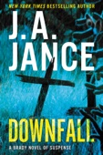 J. A. Jance - Downfall  artwork