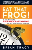 Eat That Frog! - Brian Tracy Cover Art