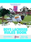 2016 NFHS Boys Lacrosse Rules Book