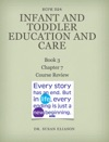 Infant  Toddler Education And Care  Book 3 Chapter 7 Course Review