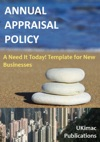 Annual Appraisal Policy A Need It Today Template For New Businesses
