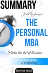 Josh Kaufmans The Personal MBA Master The Art Of Business Summary