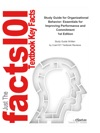 Study Guide For Organizational Behavior Essentials For Improving Performance And Commitment