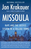 Missoula - Jon Krakauer Cover Art
