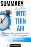 Jon Krakauers Into Thin Air A Personal Account Of The Mt Everest Disaster Summary