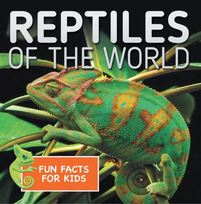 Reptiles of the World Fun Facts for Kids