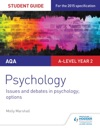 AQA Psychology Student Guide 3 Issues And Debates In Psychology Options