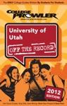 University Of Utah 2012