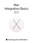 Mac Integration Basics 10.11