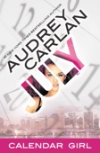 July - Audrey Carlan Cover Art