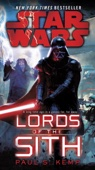 Lords of the Sith: Star Wars - Paul S. Kemp Cover Art