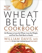 Wheat Belly Cookbook - William Davis Cover Art