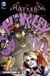 Batman Arkham Knight - Batgirl  Harley Quinn Special 2015- 2
