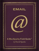 Email - David Sparks Cover Art