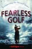 Fearless Golf - Dr. Gio Valiante Cover Art