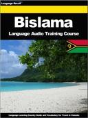 Bislama Language Audio Training Course