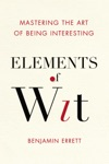 Elements Of Wit