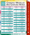 Commonly Misspelled And Confused Words Speedy Study Guides