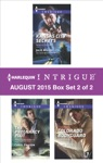 Harlequin Intrigue August 2015 - Box Set 2 Of 2