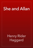 Henry Rider Haggard - She and Allan artwork
