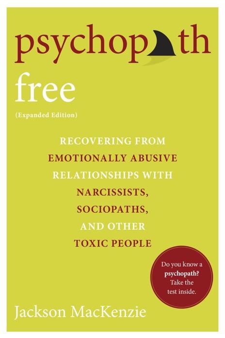 Psychopath Free Expanded Edition Jackson MacKenzie Book