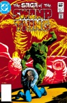 The Saga Of The Swamp Thing 1982- 17
