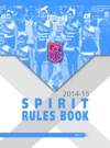 2014-15 NFHS Spirit Rules Book