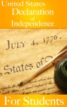 The Declaration Of Independence Of The United States Of America With Summary