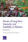 Drivers Of Long-Term Insecurity And Instability In Pakistan
