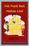 Kids Puzzle Book Kids Puzzle Book Medium Level